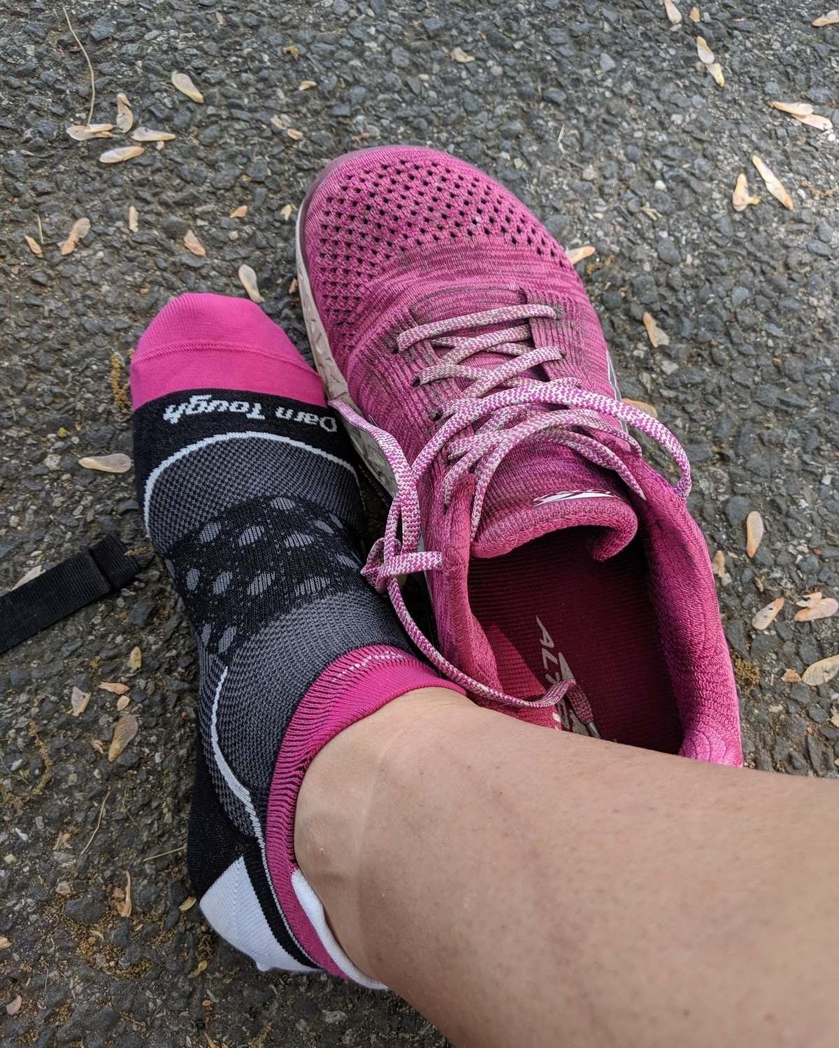 Hiking Socks - Darn Tough Quarter HikerRead why→