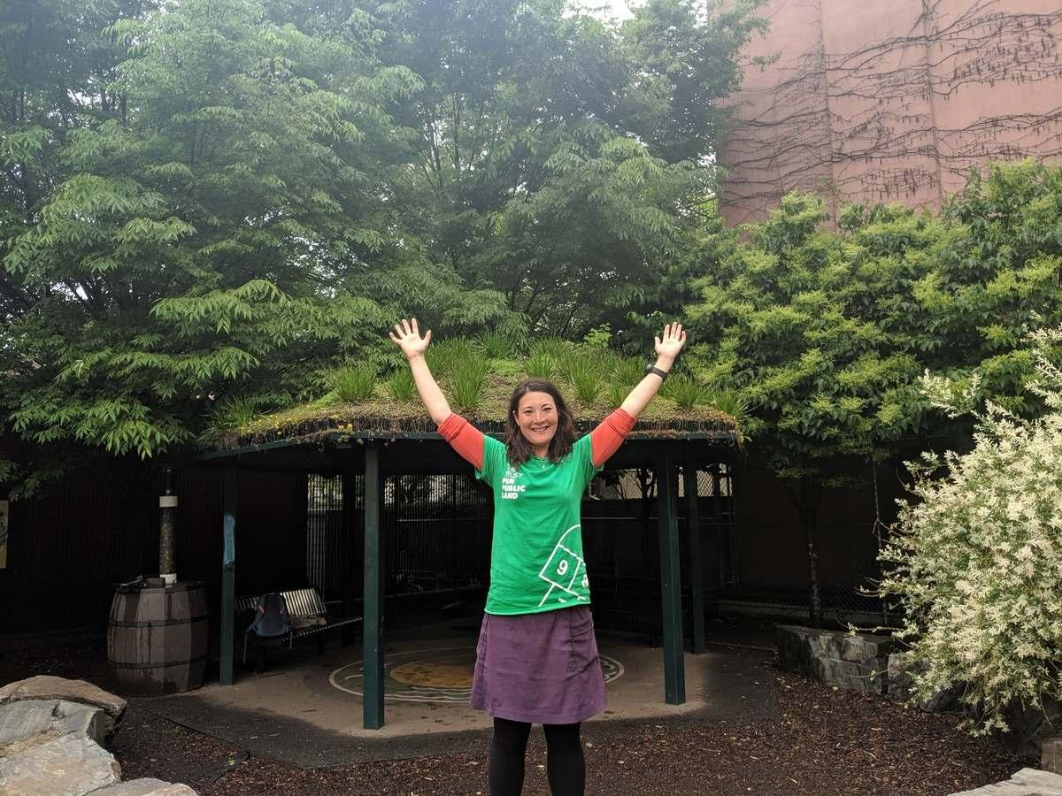 Hiking Skirt - Purple Rain Adventure SkirtRead why→
