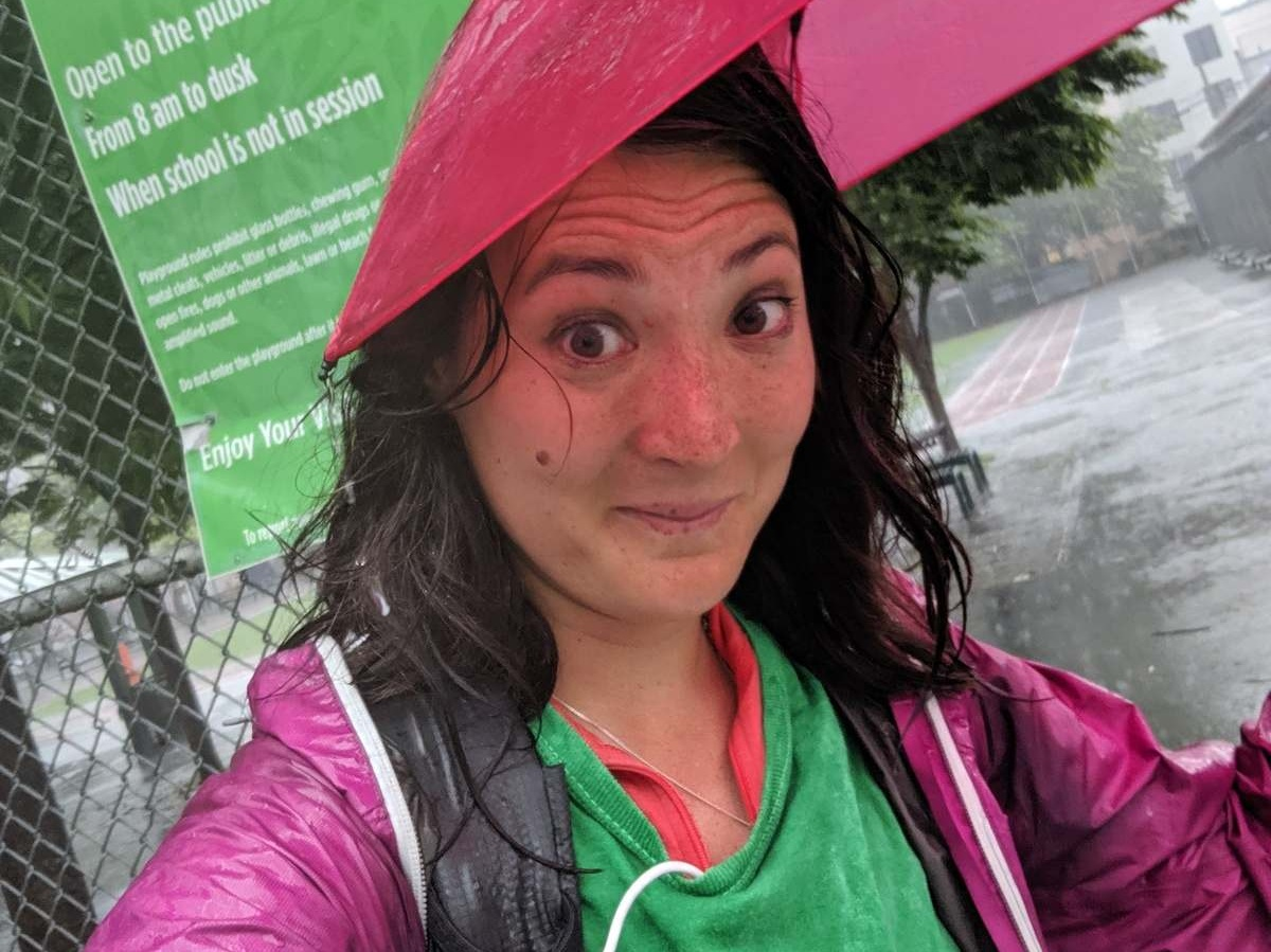 Rain Jacket - Montbell Torrent FlierRead why→