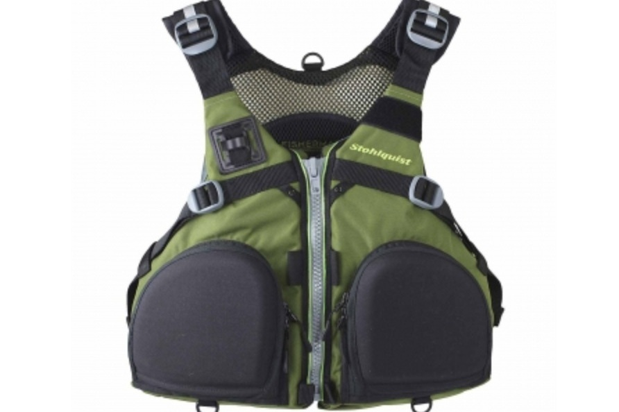 Best youth life jacket: 90 - 100 lbs - Stohlquist Youth EscapeRead why→