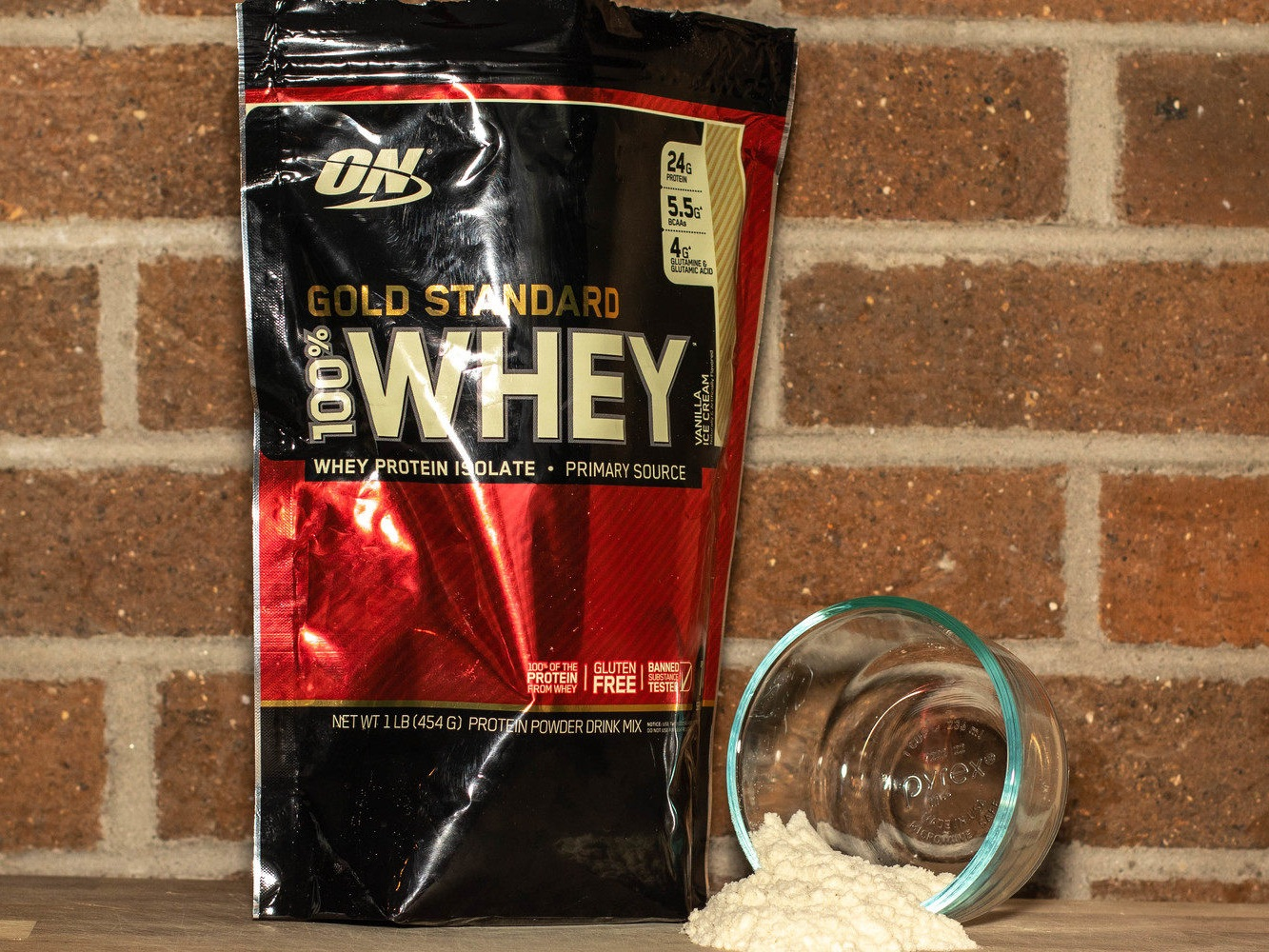 Optimum Nutrition Gold Standard 100% Whey protein powder comes in the most sizes and flavors of any of the protein powders we considered. That's one reason why we think it is the best option for most people.   Photo by John Carr