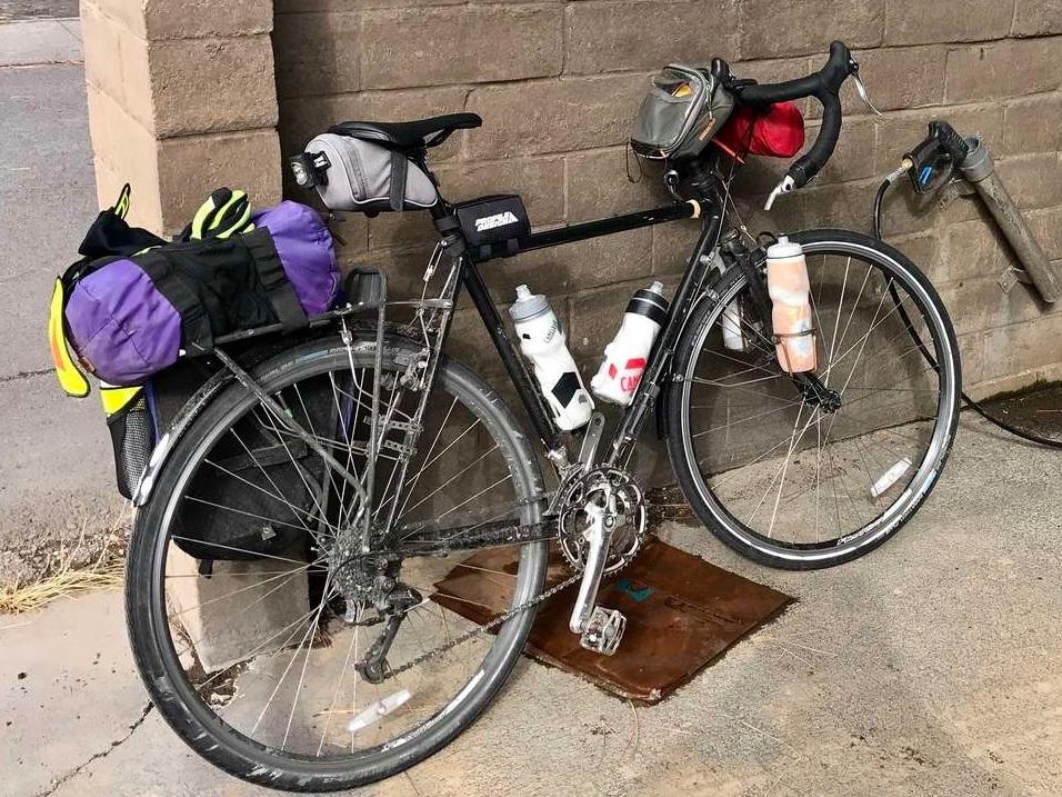 Rack Bag - Roswheel Bike Rear Seat BagRead why→