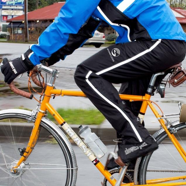 Bike Rain Pants - Showers Pass Transit PantsRead why→