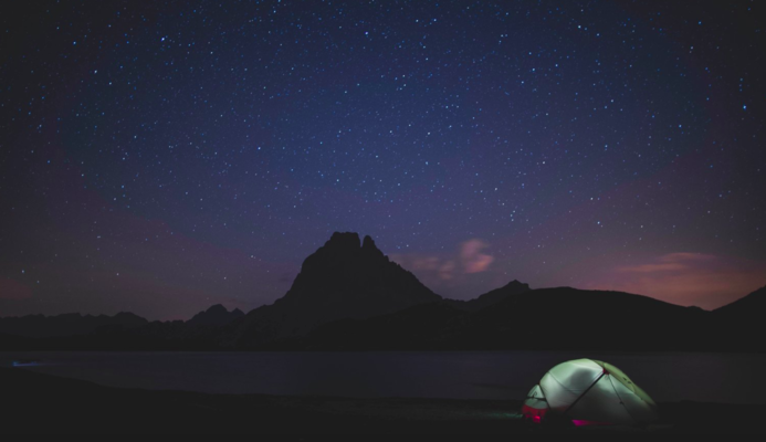 Extra space inside a tent can make backpacking feel more luxurious.   Photo by    yann bervas    on    Unsplash