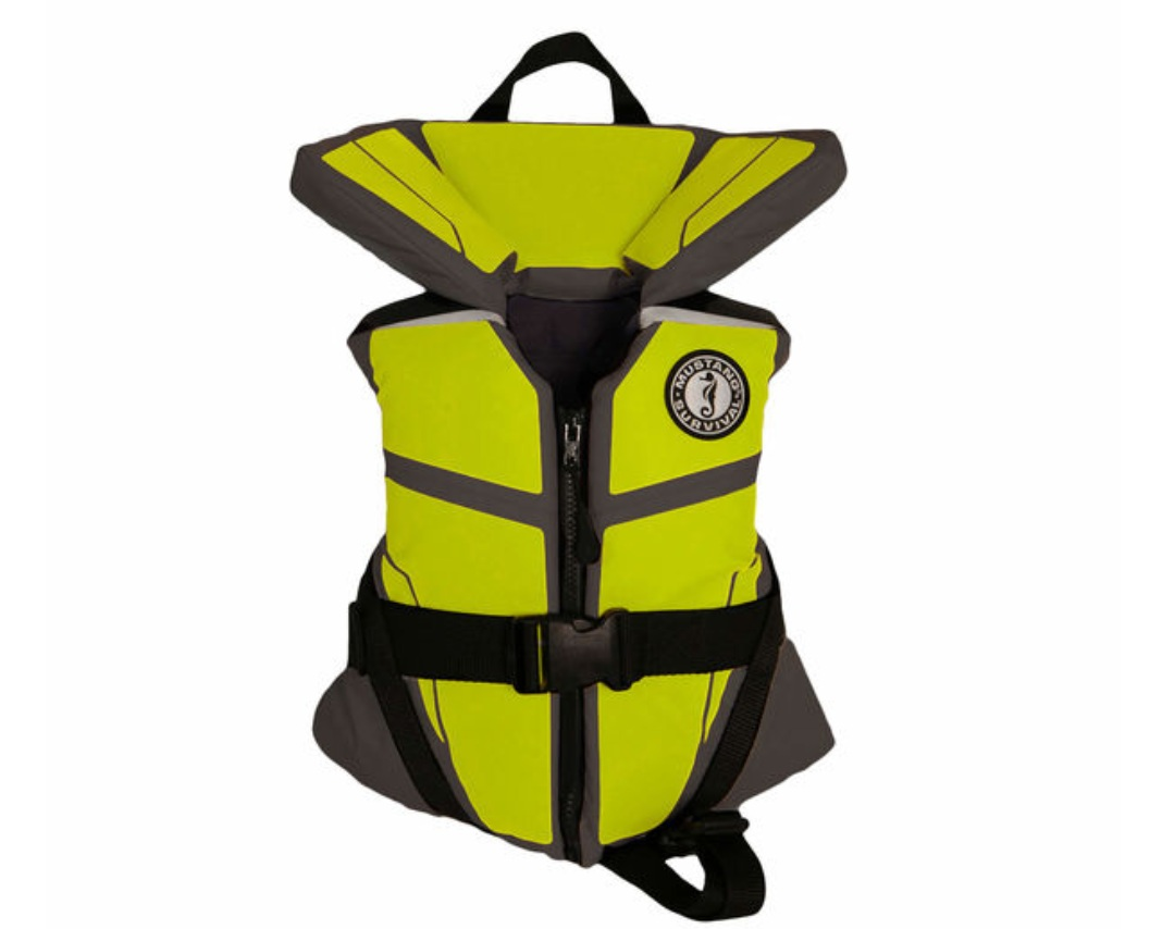 Best overall kids life jacket - Mustang Survival Lil' Legends Life JacketRead why→