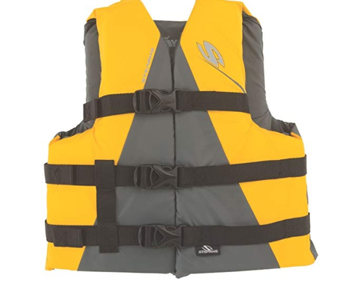 Best Budget PFD - Stearns Child Classic Life JacketRead why→