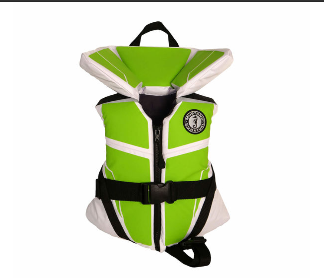 The Mustang Lil Legends Life Jacket