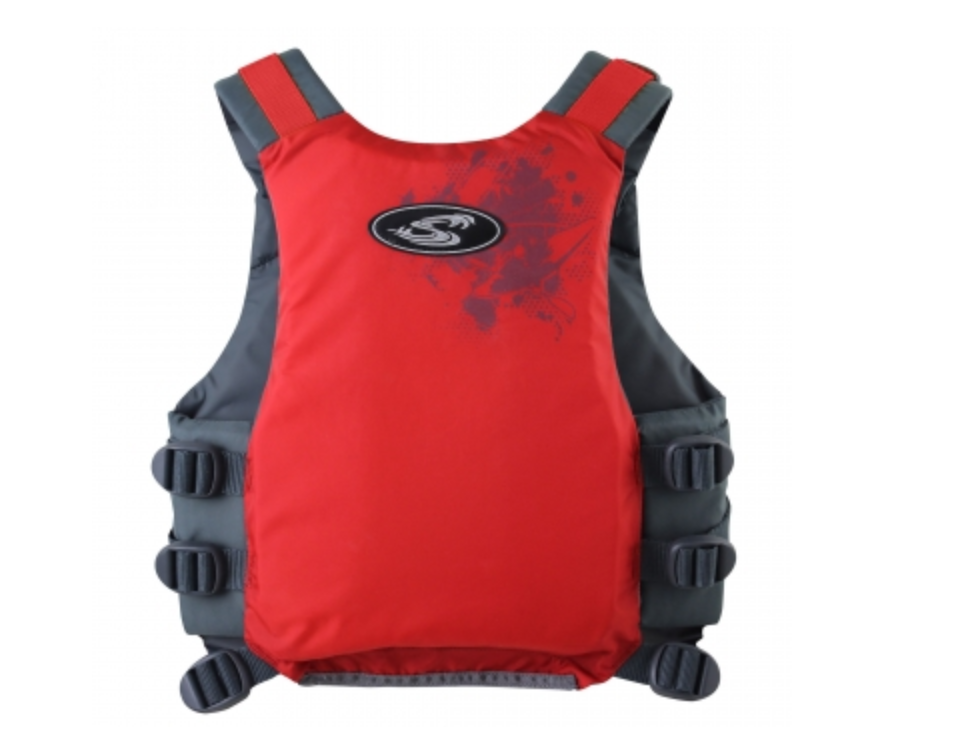 The Stohlquist Youth Escape is our pick for best life jacket for youth.