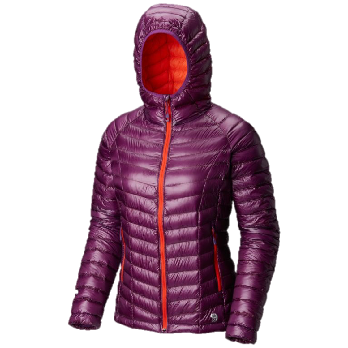puffer jacket - Montbell Frost Line ParkaRead why→