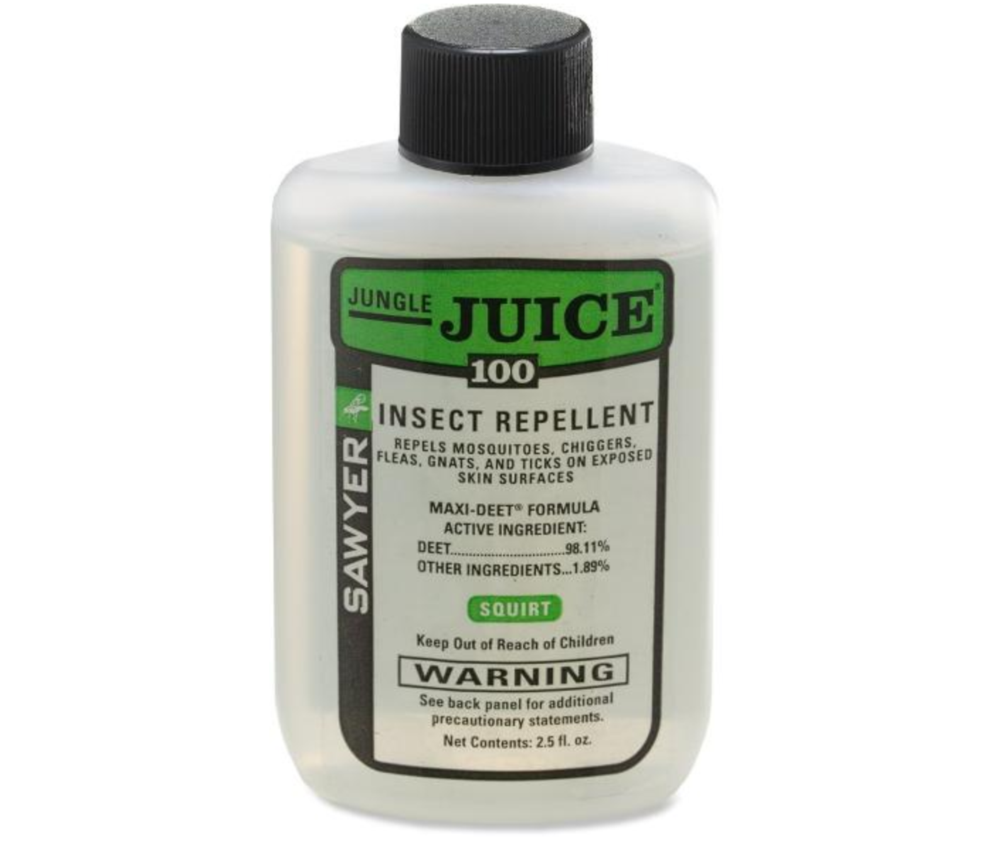 deet insect repellent - Sawyer DEET Jungle JuiceRead why→