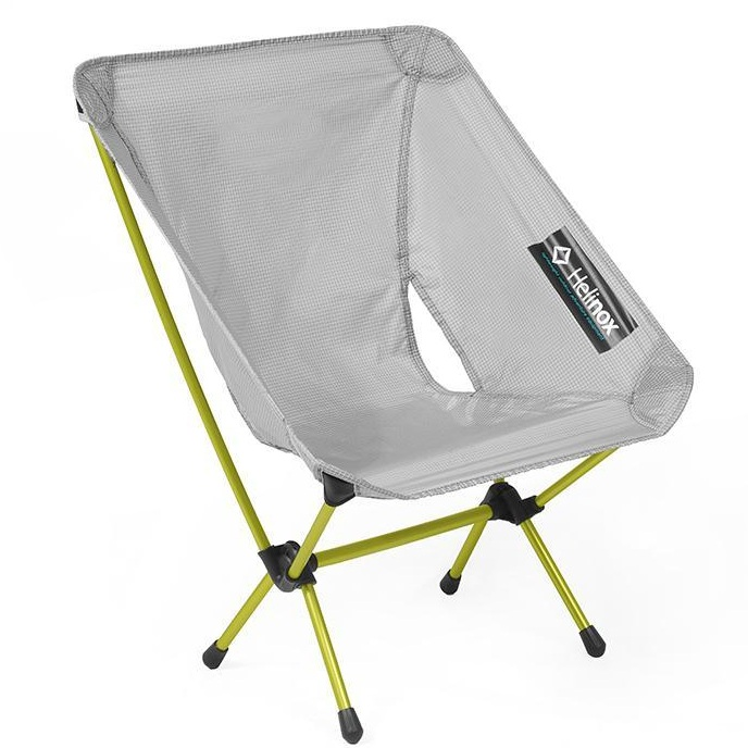The Helinox Zero is the lightest weight camping chair we considered.