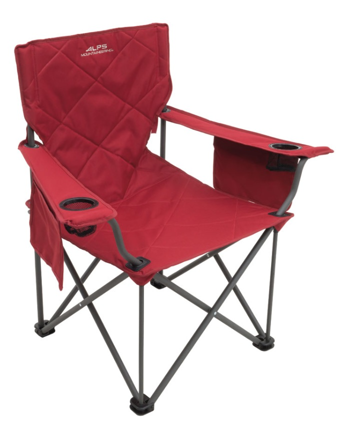 Best heavy duty camping chair - Alps Mountaineering King KongRead why→