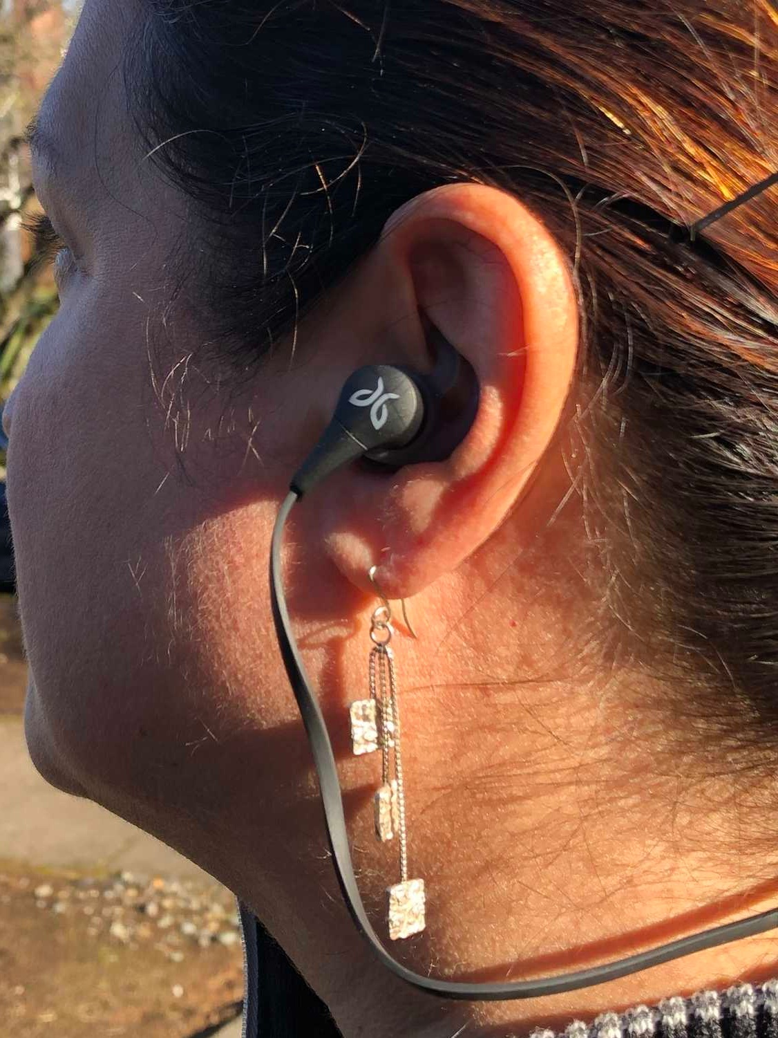 The Jaybird X4 is our pick for the best wireless earbuds.    Photo by Shayne Combs.