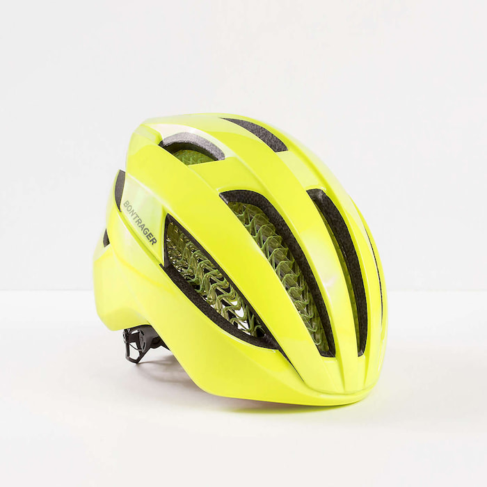 Safest road bike helmet - Bontrager Specter WaveCelRead why→