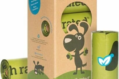 TP REmoval - Earth Rated Dog Waste BagsRead why→