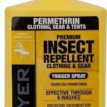 Tick Prevention - Sawyer Permethrin Pump SprayRead why→