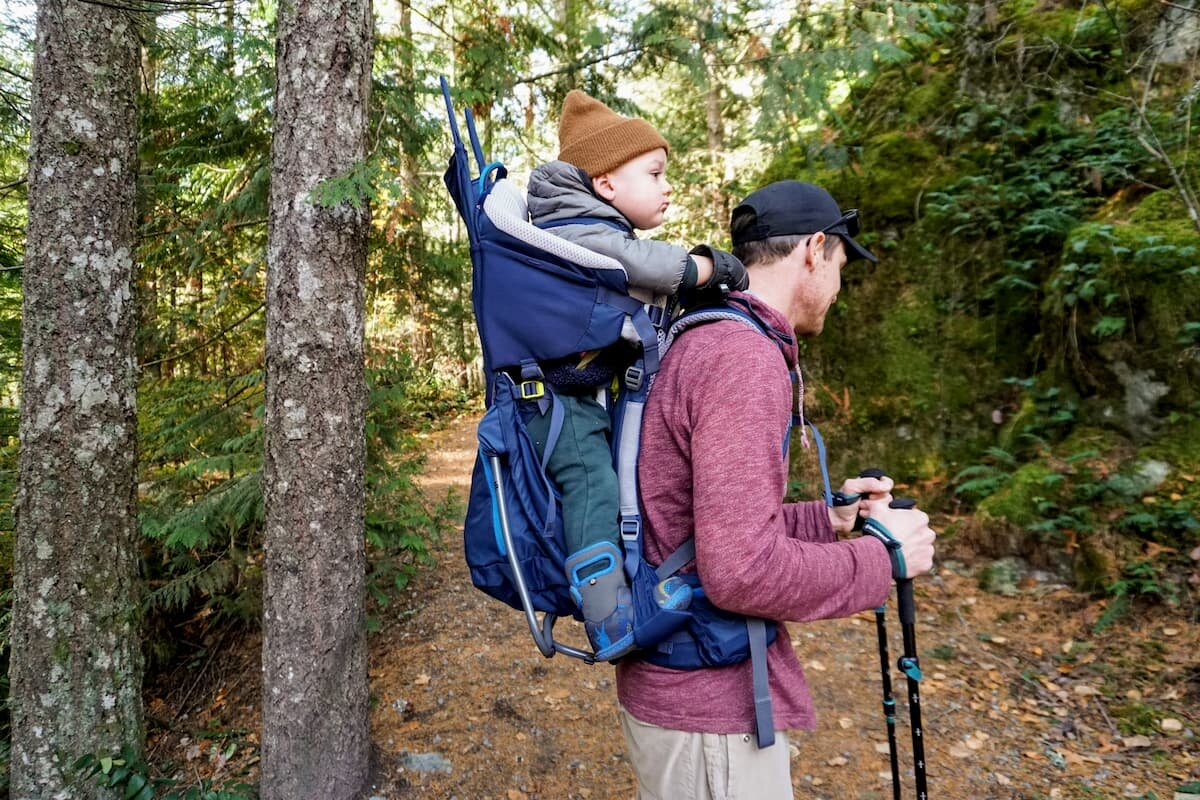 hiking carriers for 4 year olds