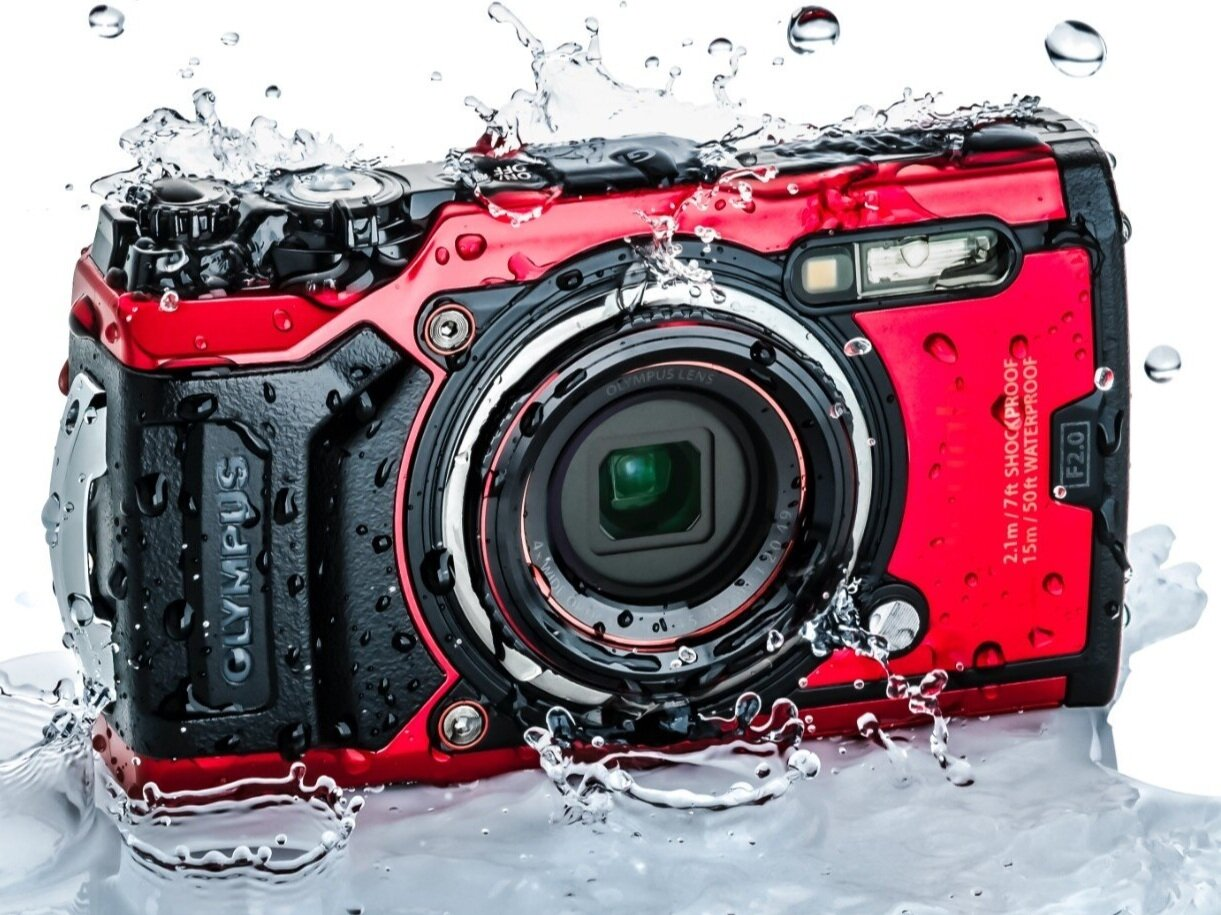 The Best Rugged Cameras of 2020 – Waterproof, Shockproof, Freezeproof —  Treeline Review