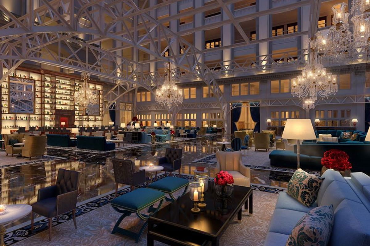 The complaint - To show cause why the Trump International Hotel's alcoholic beverage license should be revoked.