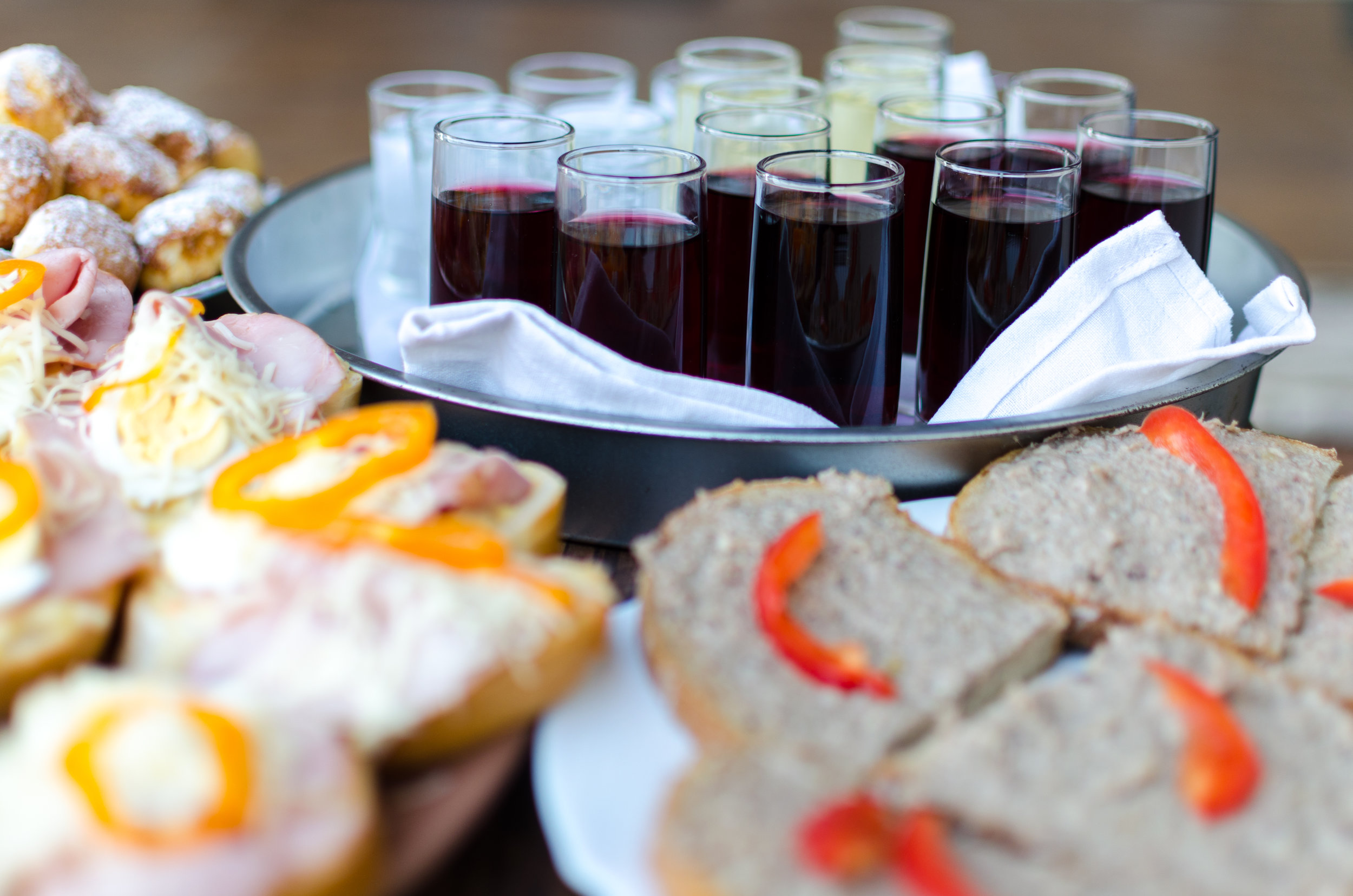 Canva - Table with Food and Alcohol on Wedding Day.jpg