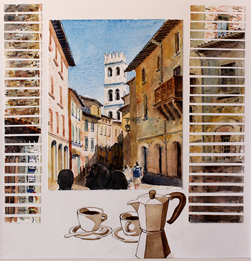 Coffee Break - Assisi