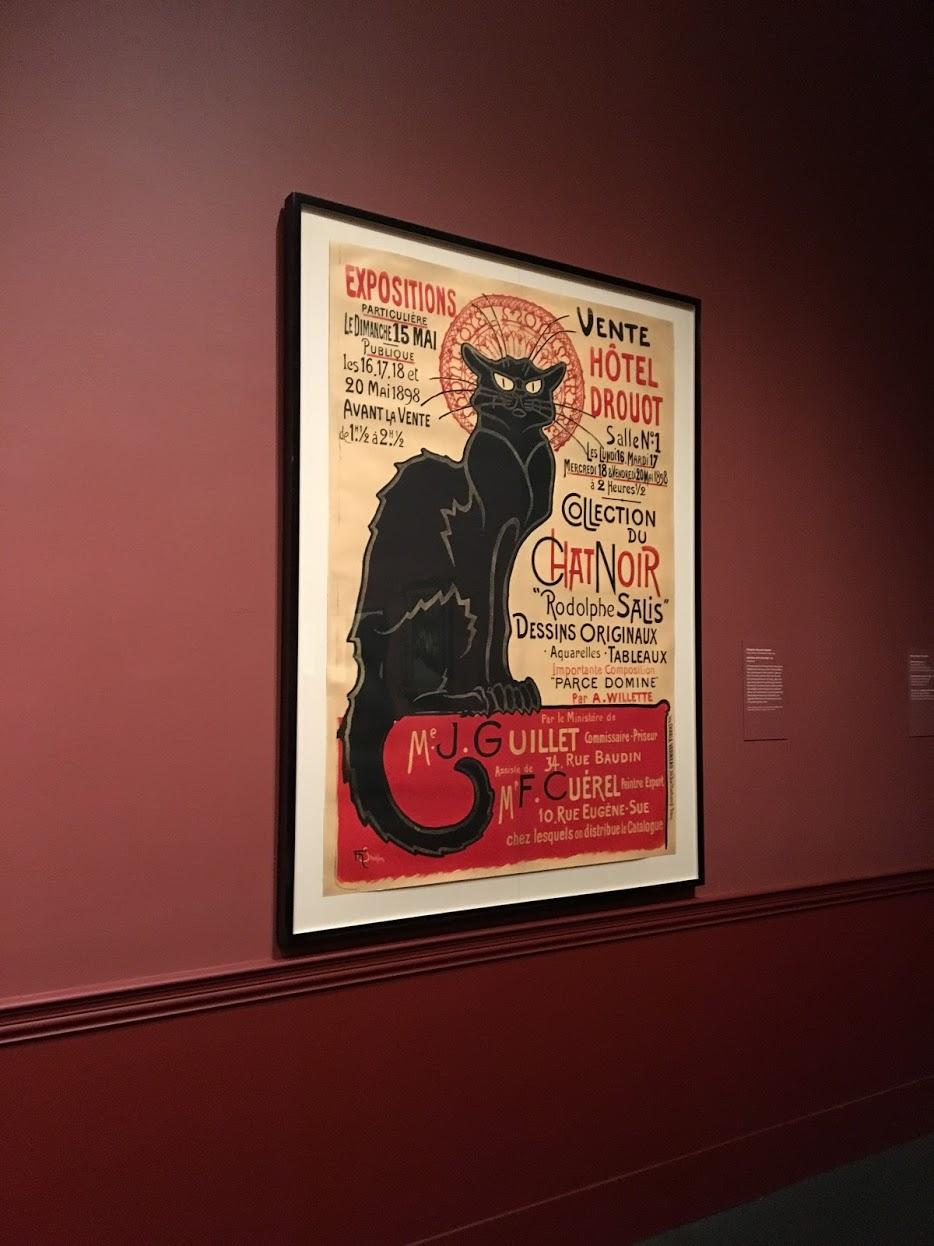 Toulouse-Lautrec's Le Chat Noir