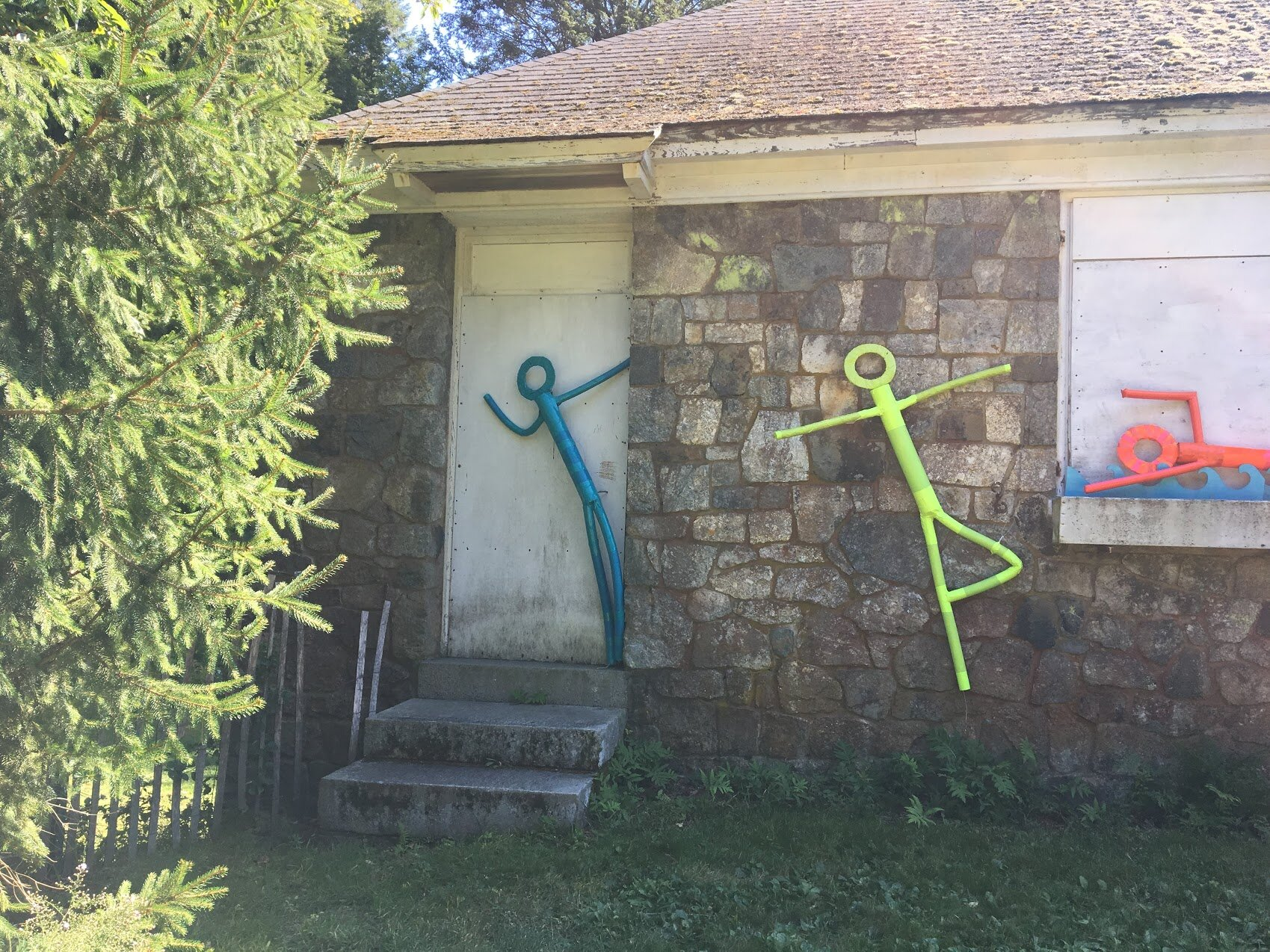 maudslay-state-park-sculpture-pool-noodles.JPG