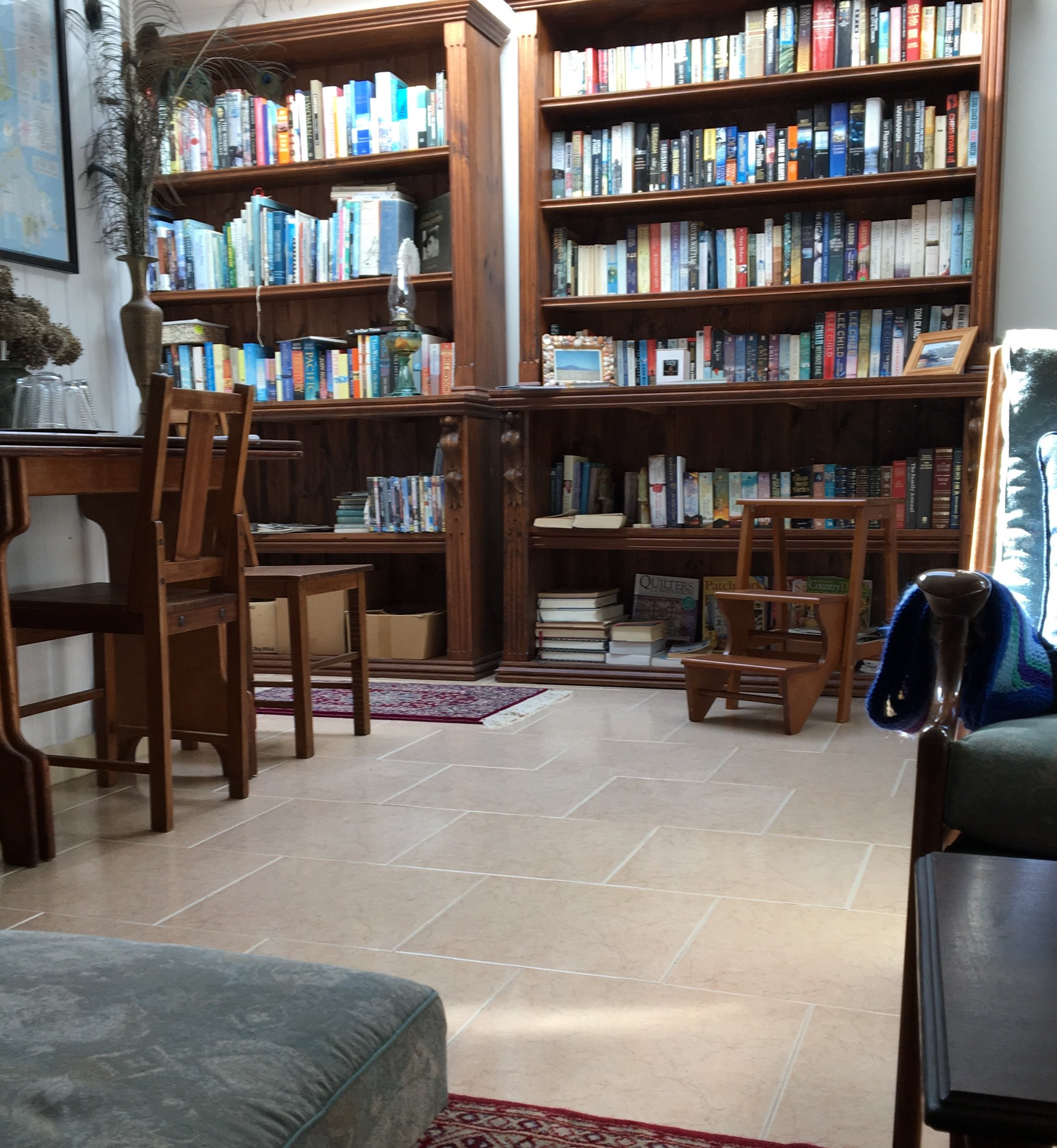 The Reading room -