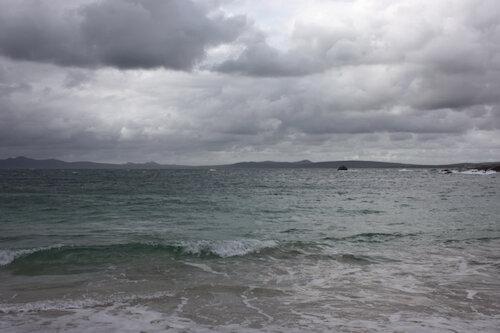 Allports Bay at Emita looking north