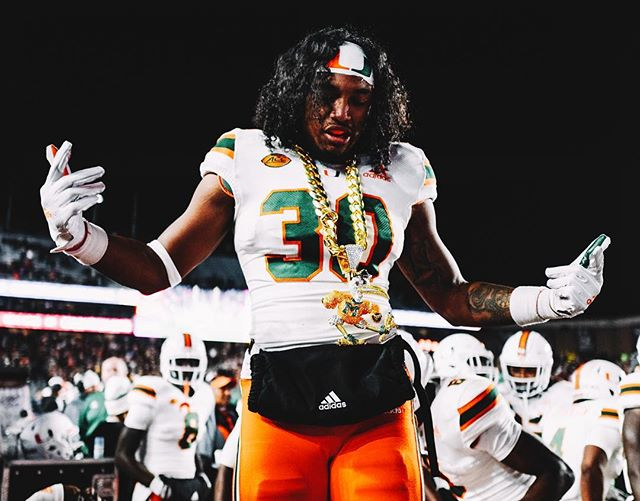 Finally got my turnover chain shot! #Miami #ThrowbackThursday