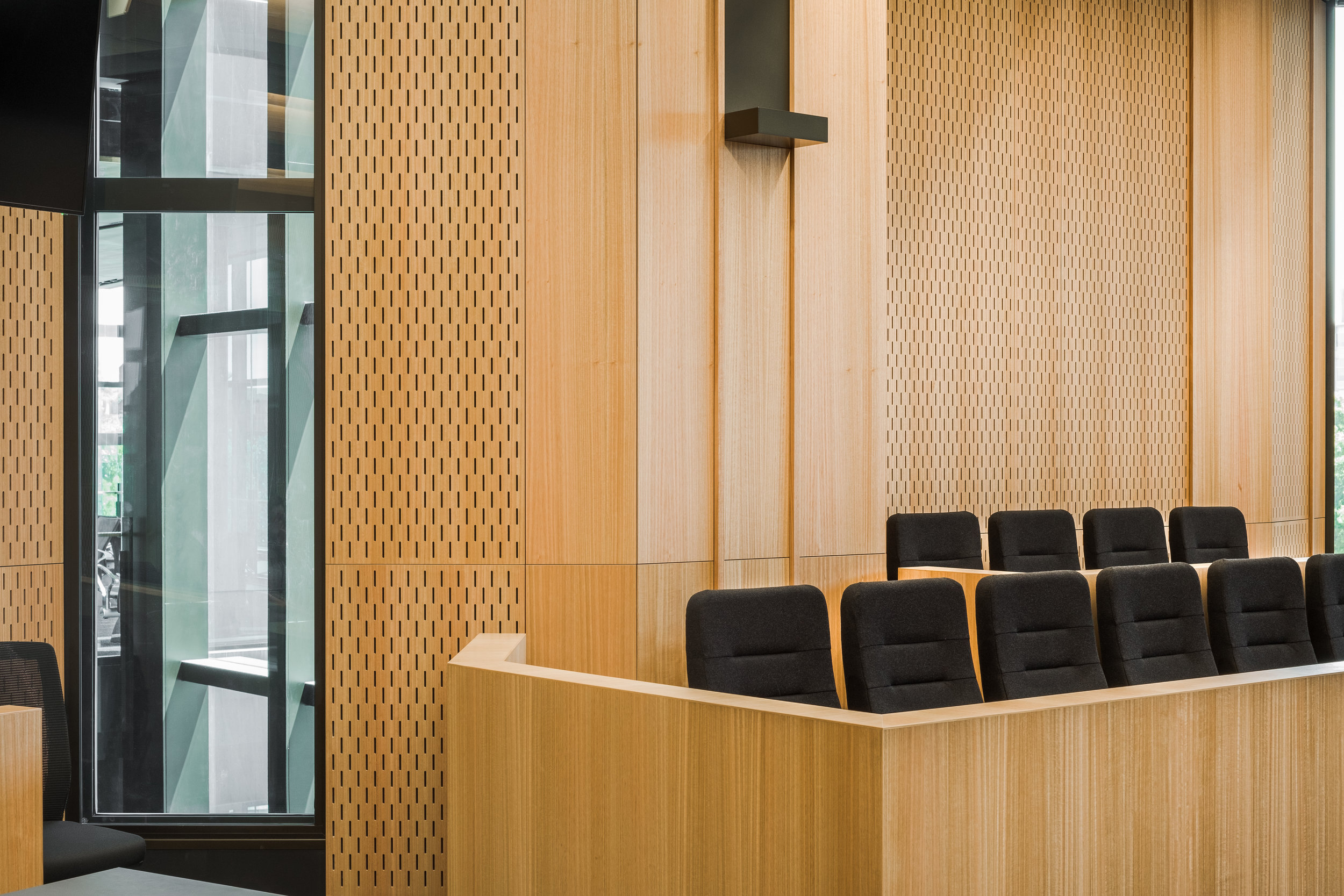 PNV Eucalyptus Ash Chch court perforated panels.jpg