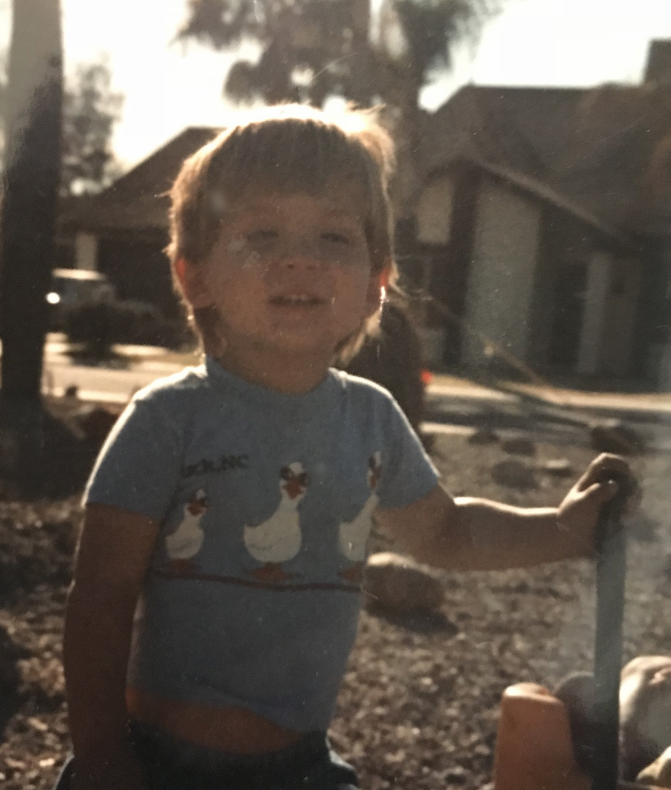 Richie is a born and raised Arizonan, raised in the blistering heat of Phoenix. -