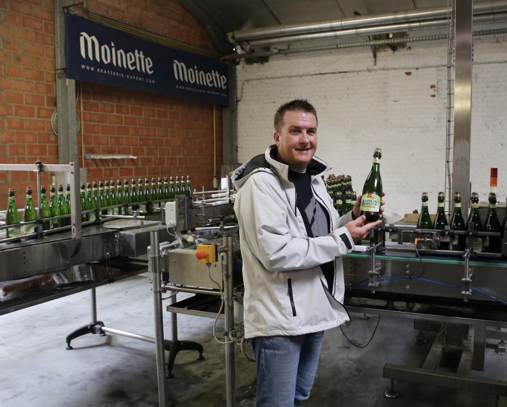 Visit to Saison Dupont 2018
