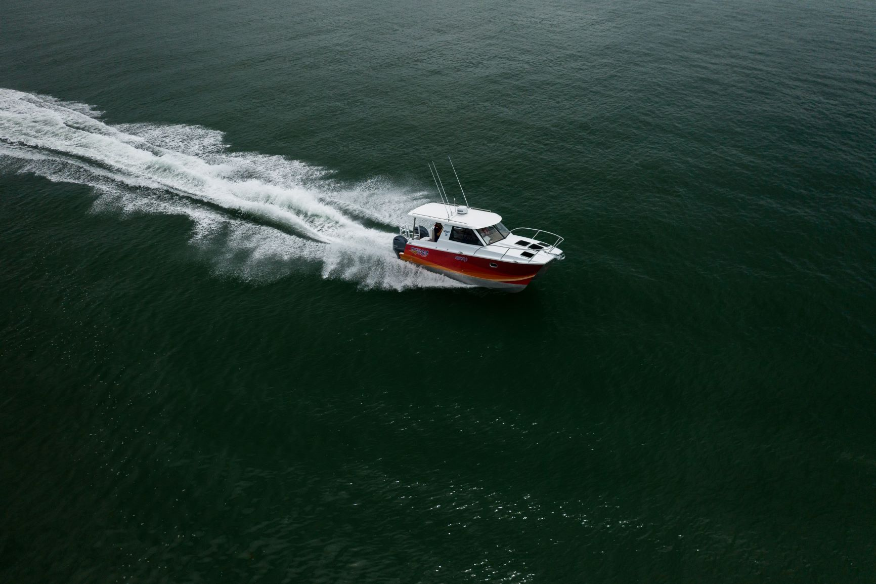 OceanCat Marine and Yamaha Test Day