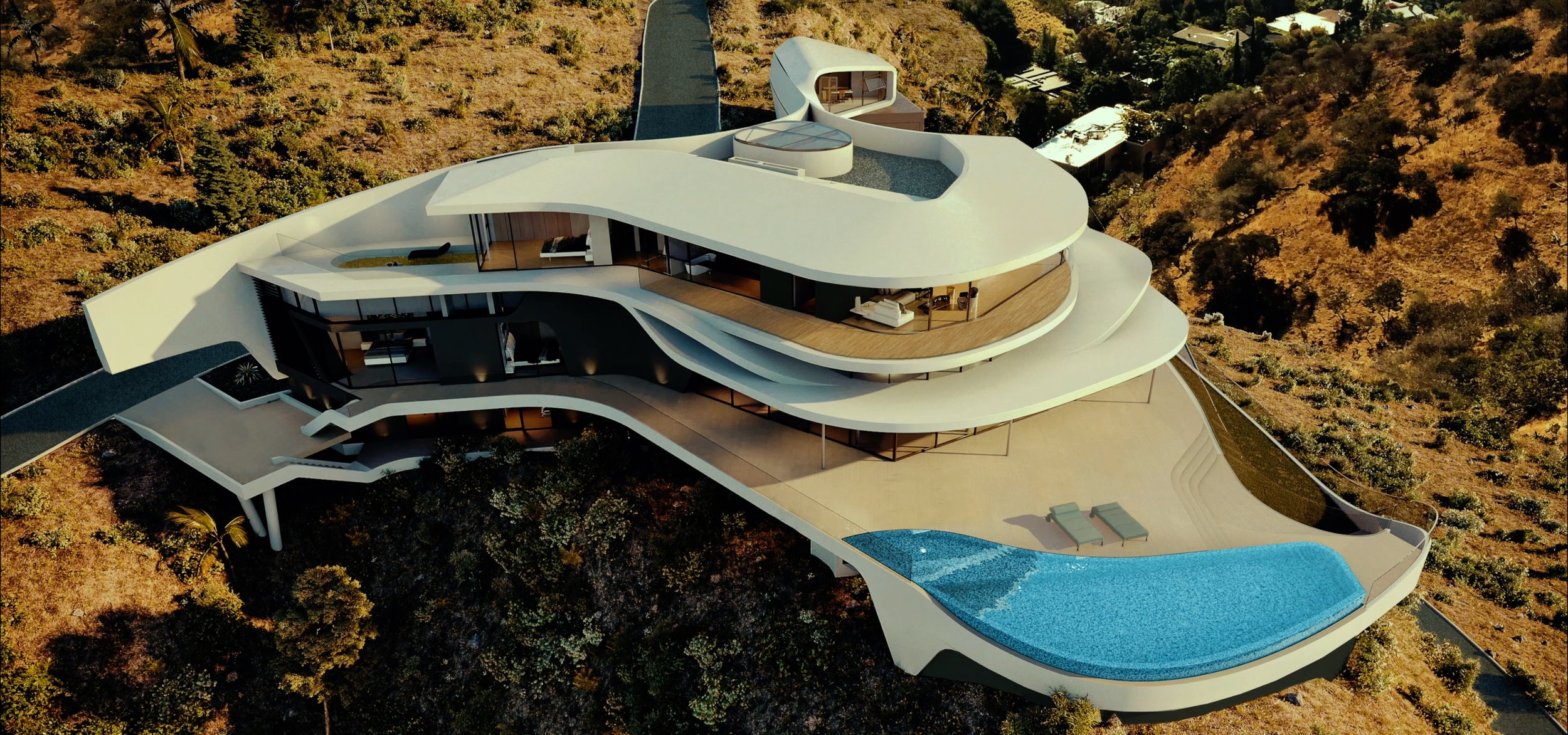 Ben Bacal Estates | 9444 & 9442 SMP 'Property Development Video'