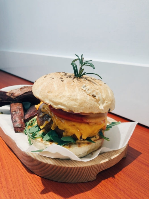 Beyond Burger from Confusion Plant Based Kitchen, Hong Kong