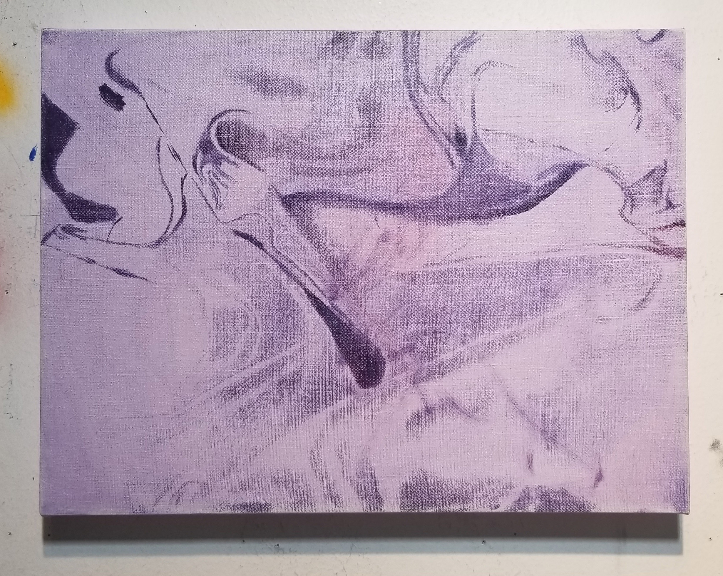 Purple Folds