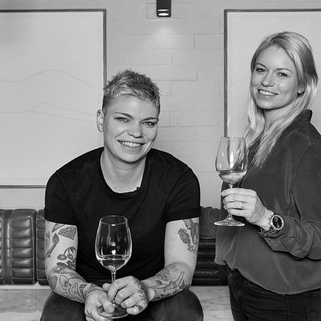 Meet the women behind Riverine Rabbit . Ash: head chef, banter slinger, and resident beer drinker. Mands: sommelier, marketing guru & passionate wine drinker. The Dream Team 💫 . Here's to all the boss women out there running businesses, raising children, and living their best lives. . There is no limit to what we, as women, can accomplish - Michelle Obama . Happy International Women's Day ⚡️ . #internationalwomensday #southafrica #riverinerabbit #riverinerabbitrestaurant