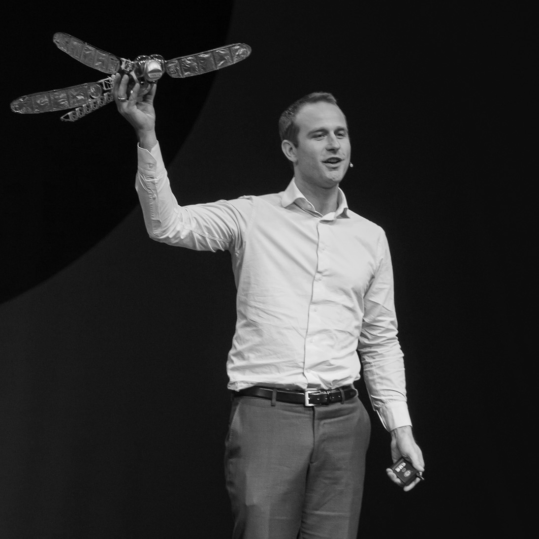 Elias Knubben - When nature teaches, we learn through playing