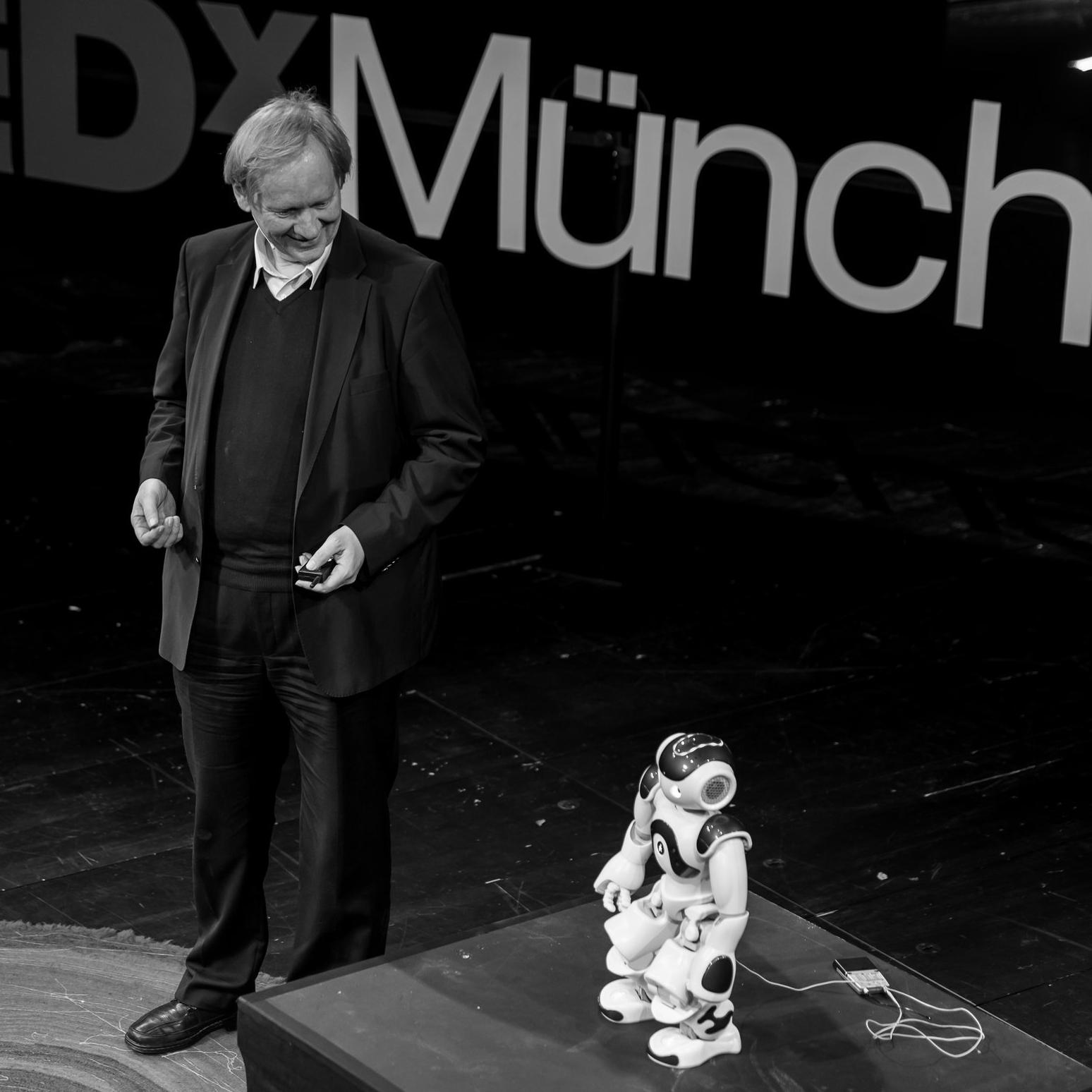 Dr. Ulrich Eberl - Smarte Maschinen - Diener oder Dämonen?