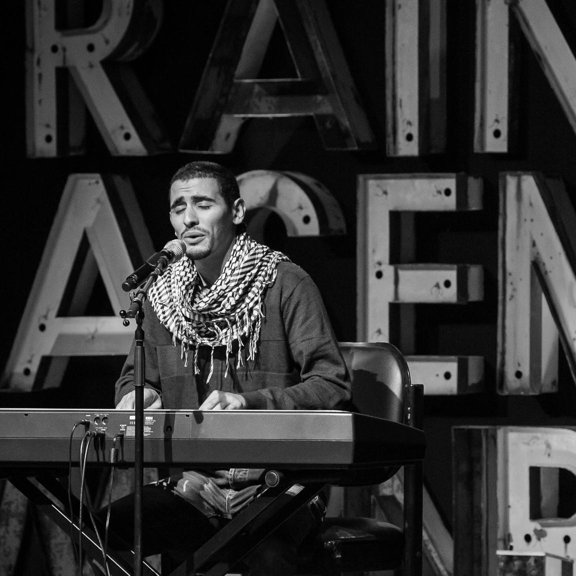 Aeham Ahmad - Performance