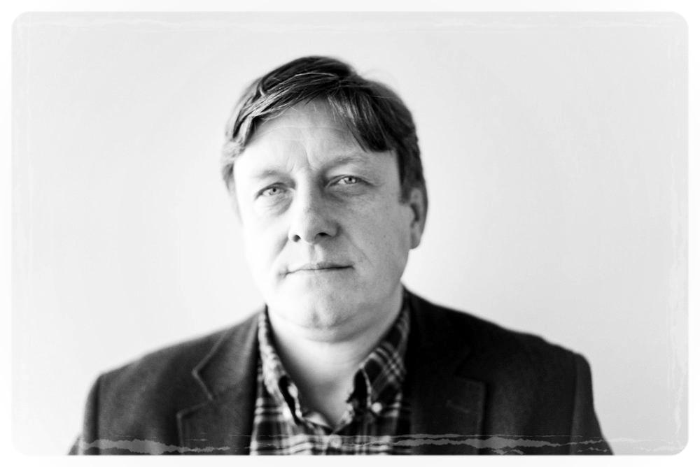 Jonathan Cook - Ethnographer.