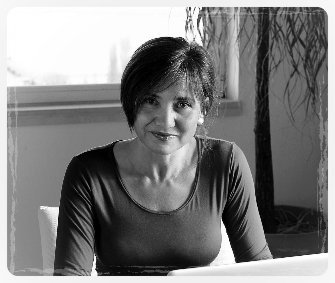 Livia Tirone - Curator and Location Founder, THNK Lisbon. Curator of REBUNDANCE.