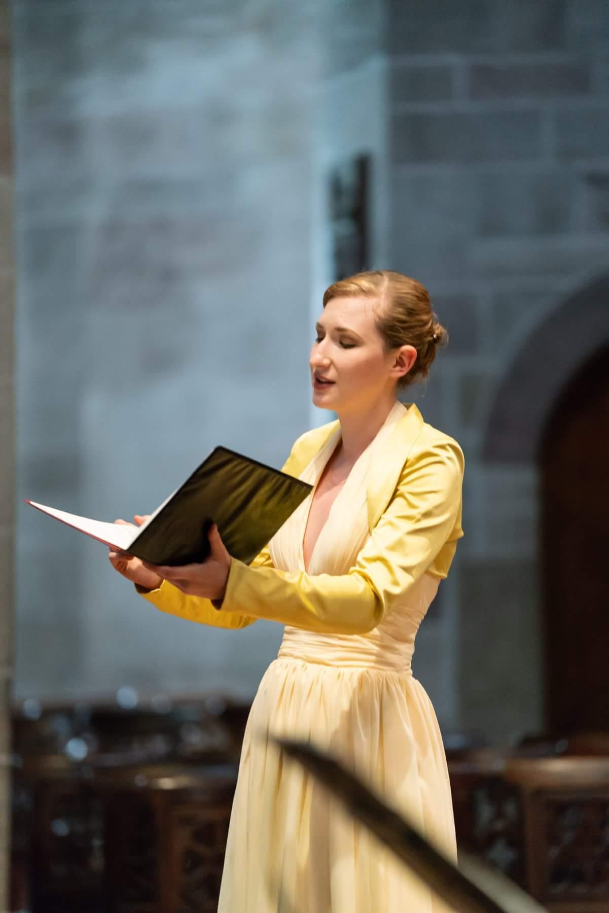 """J. S. Bach - """"Tönet ihr Pauken, erschallet Trompeten - Ensemble Musica Fiorita - Münster Basel - © Susanna Drescher"""