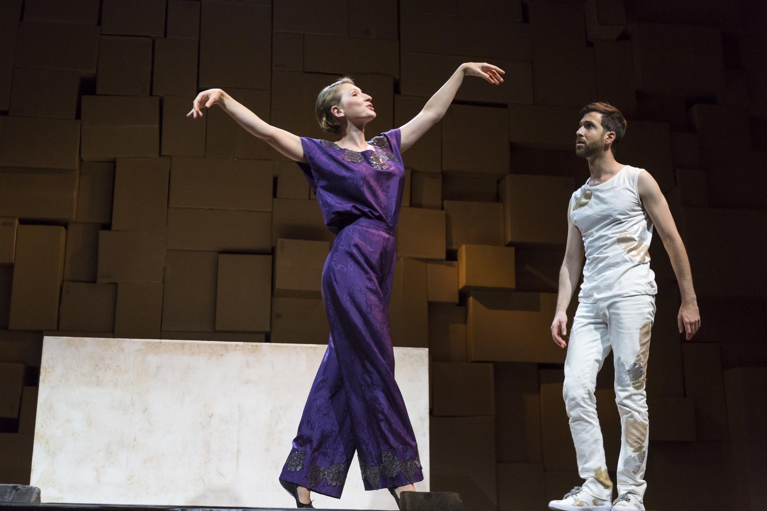 Monteverdi - Opéra L'Orfeo - Speranza - © R. Hofer