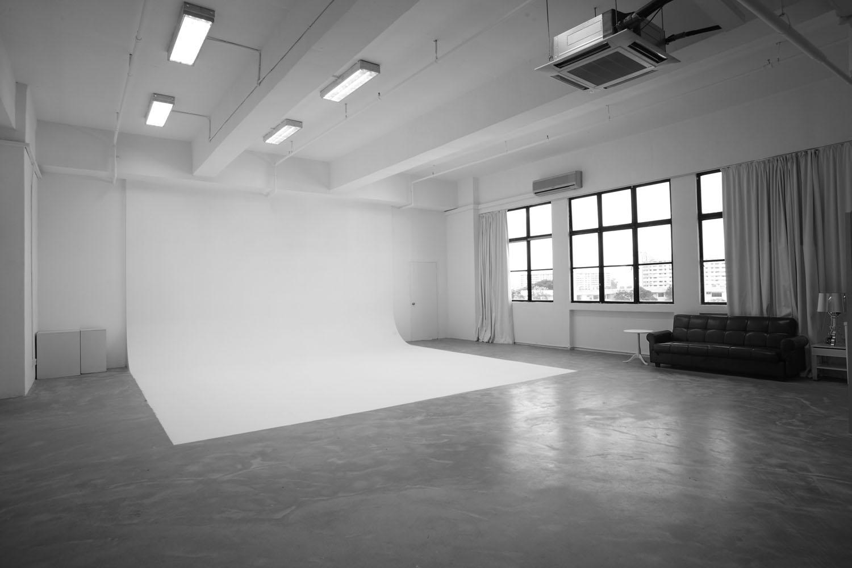 Studio A 38ft x 34 ft