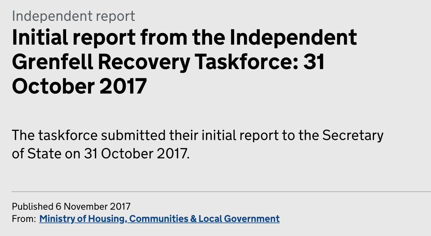 Grenfell+initial+report
