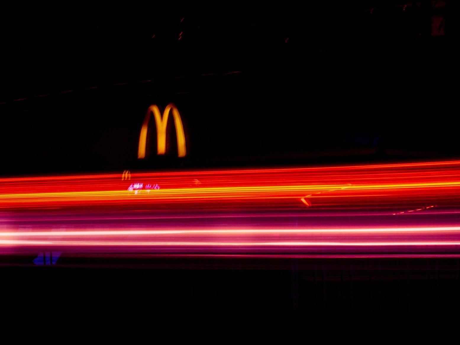 Fast food or past food Macdonalds Inverroy