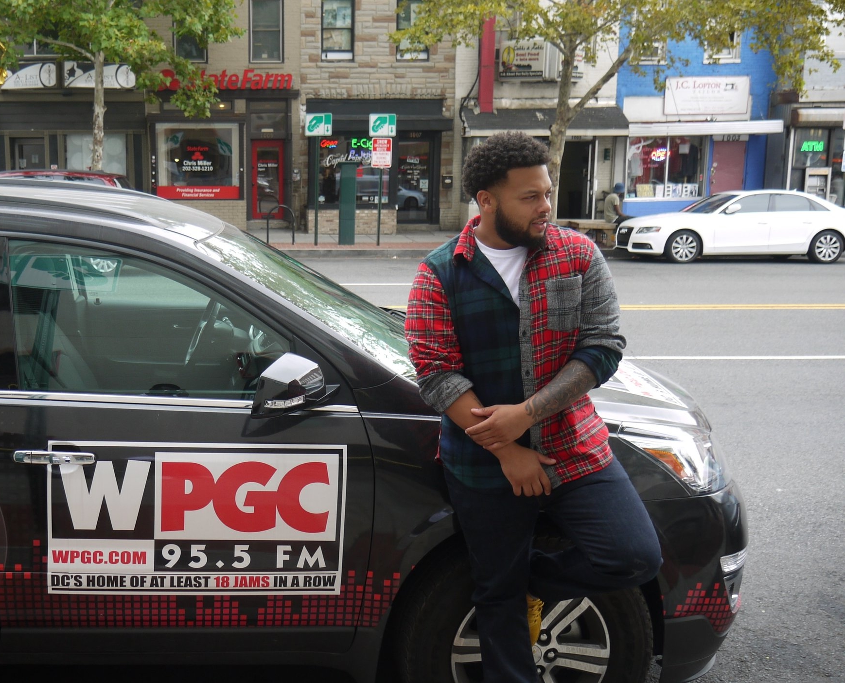 ChrisTheCooker on DC's WPGC