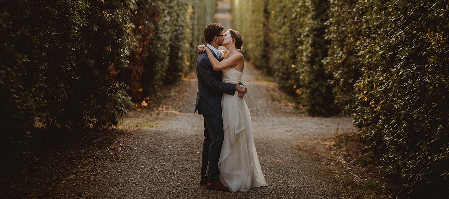 Destination Wedding Photography in Tuscany